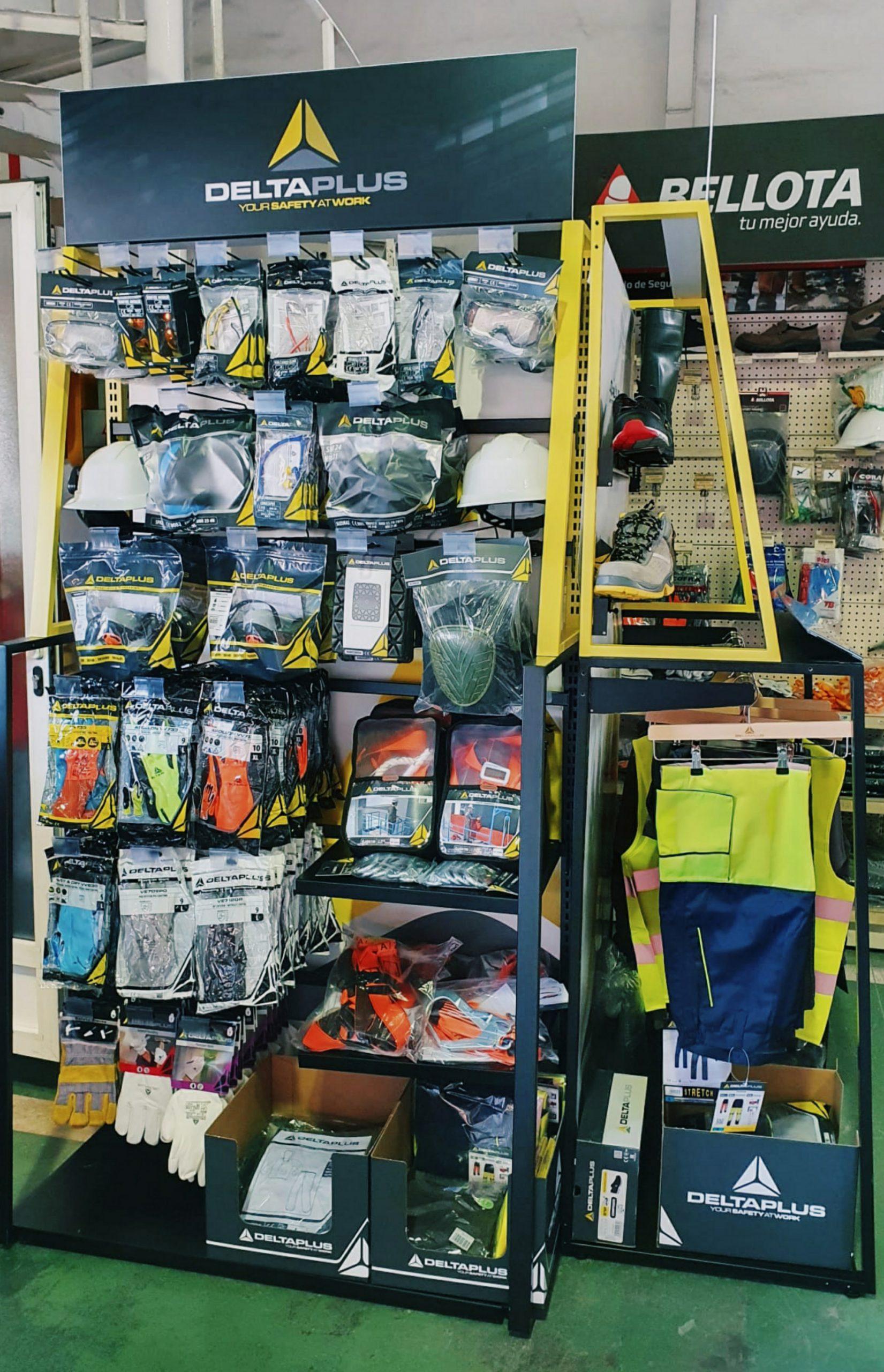 Caleta Materiales - Ropa de protección y seguridad