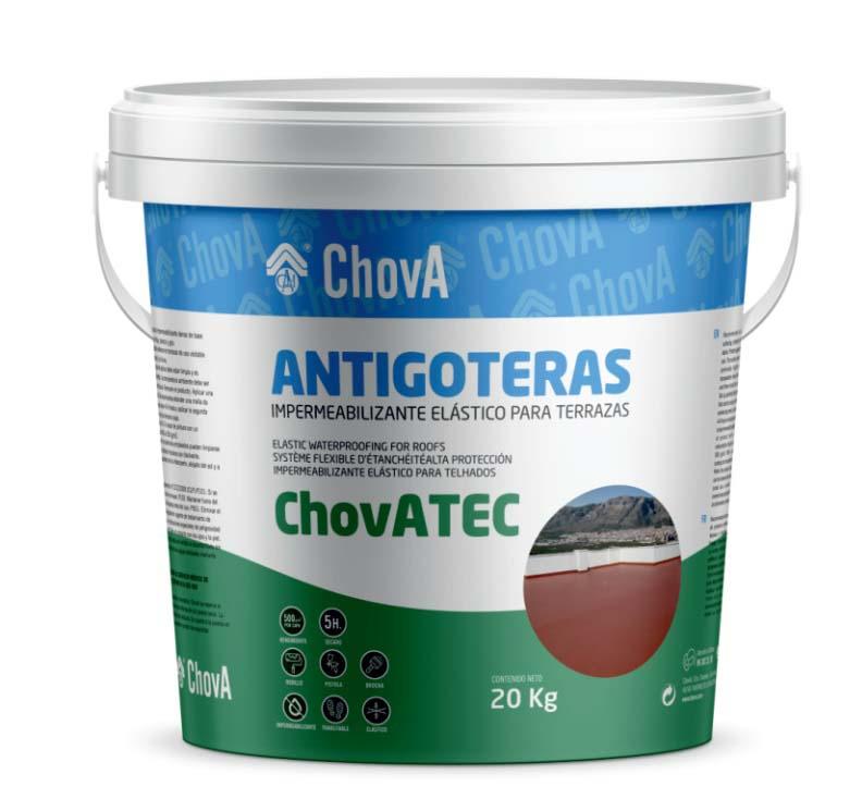 Caleta Materiales - Chovatec antigoteras