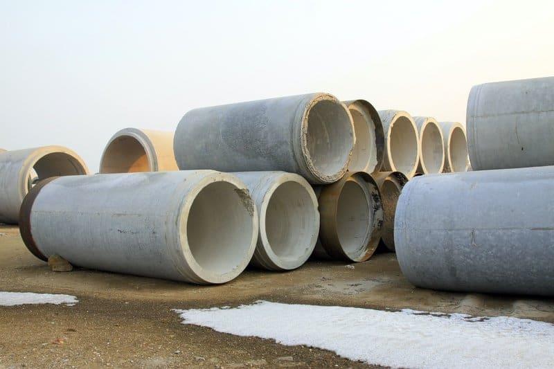 tubos hormigón