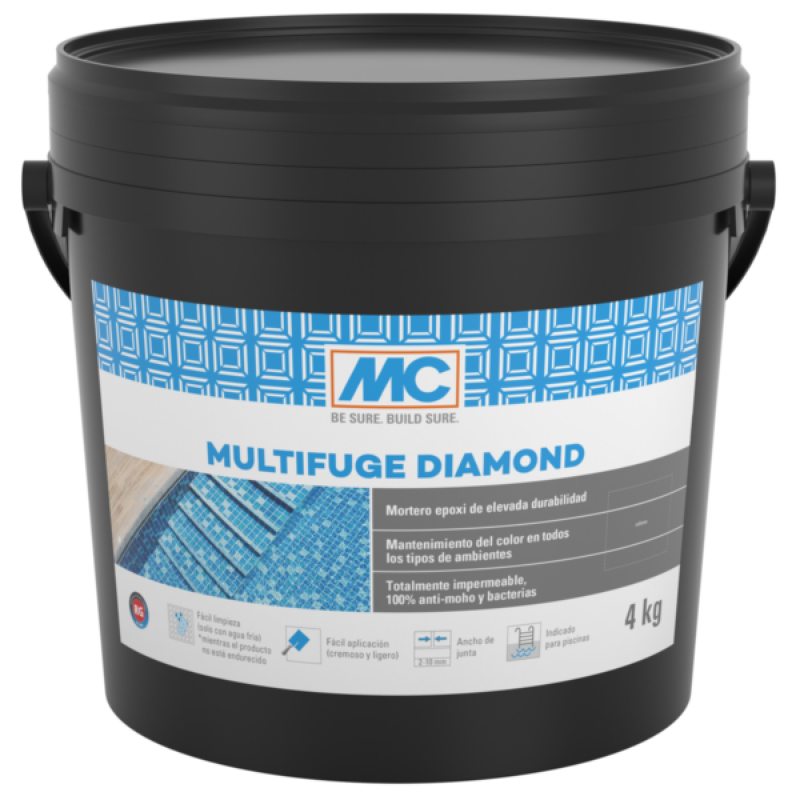 Oferta multifuge diamond caleta materiales