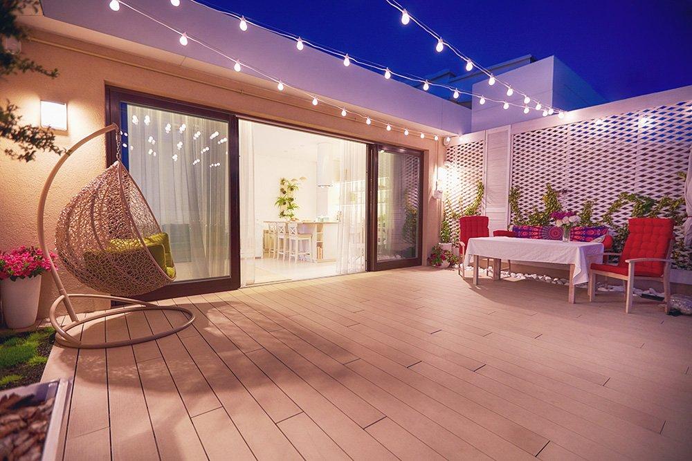 Caleta Materiales - Impermeabilizar terraza - Weber