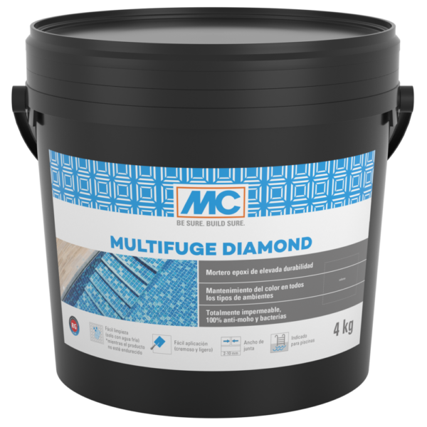 Oferta multifuge diamond caleta materiales