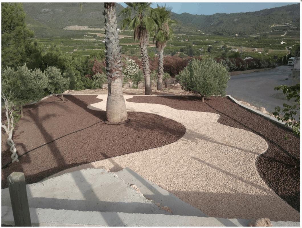 Camino grava - Caleta Materiales de Construcción
